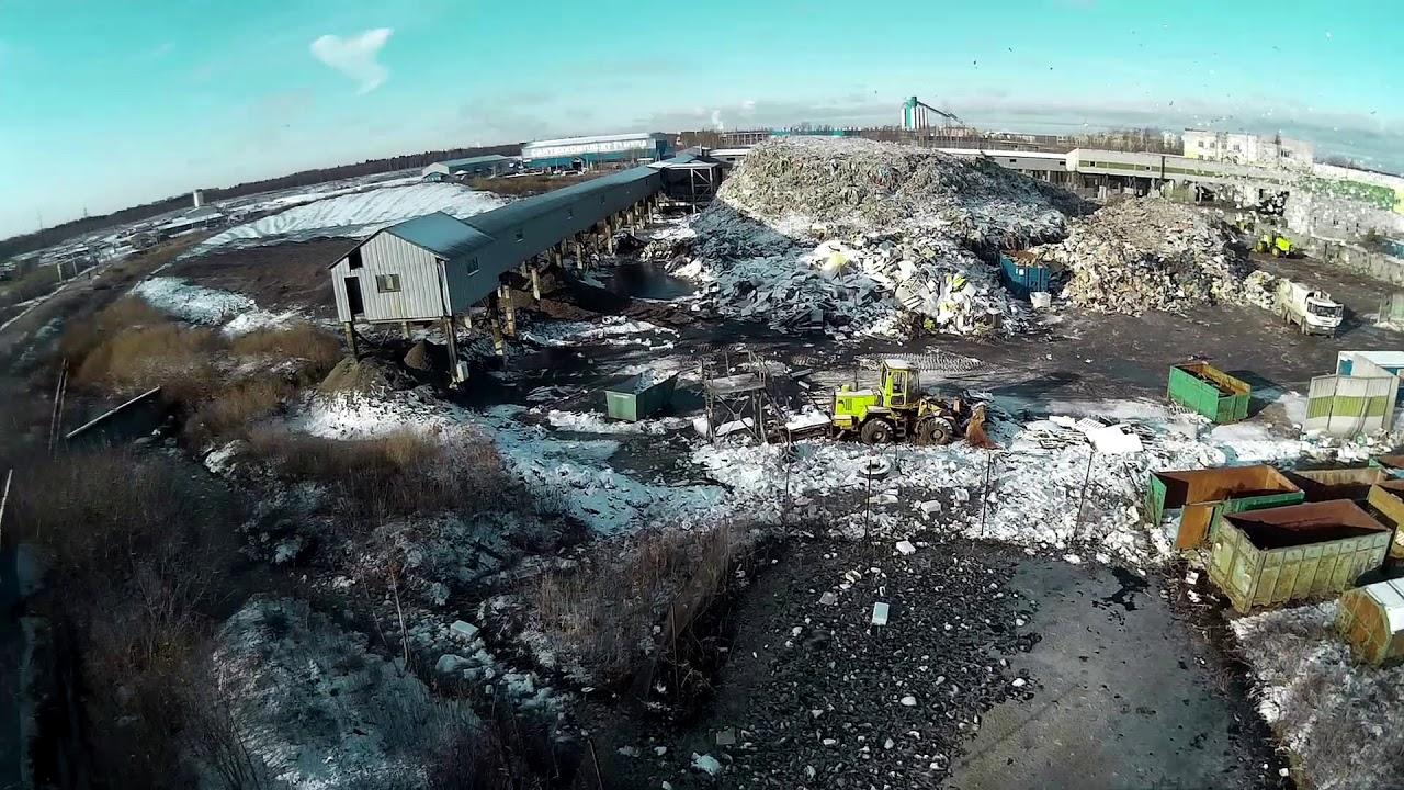 Экоактивисты указали на низкий уровень качества работы с мусором в «МПБО-2»